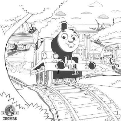 Thomas Tank The Train Art Worksheet Old Steam Locomotive Pictures To Color Coloring Pages For Kids