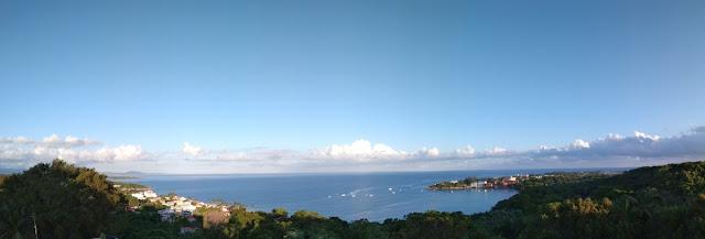 View from Los Cerros