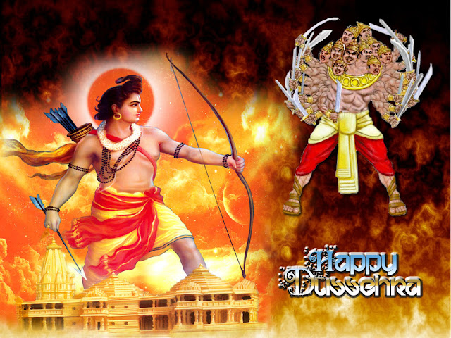 Download HD Dussehra Images