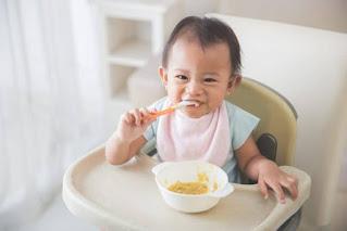 Makanan Sehat Buat Sih Kecil Sebelum Usia 1 Tahun