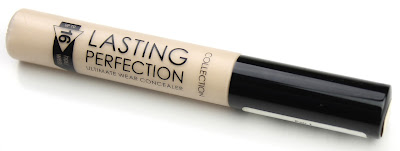 Collection Lasting Perfection Ultimate Wear Concealer review swatch swatches