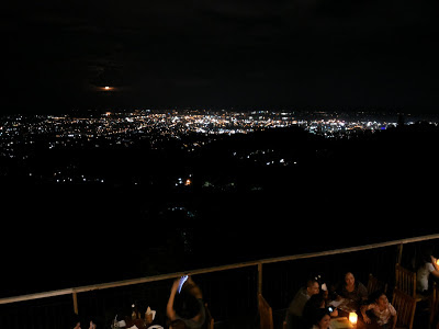 overlooking city view Lantaw Busay