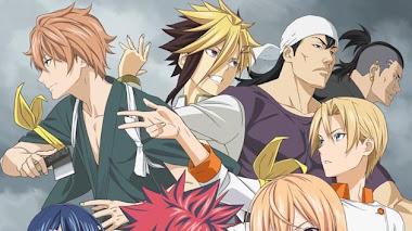 Shokugeki no Sōma: El anime contará con una quinta temporada