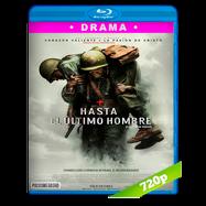 Hasta el último hombre (2016) BRRip 720p Audio Dual Latino-Ingles