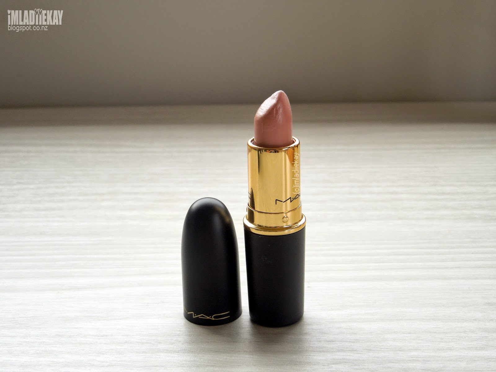 mac divine night lipstick flair for finery