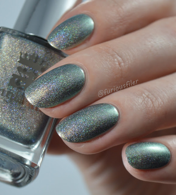 katyusha a england russian soul swatch holographic metallic