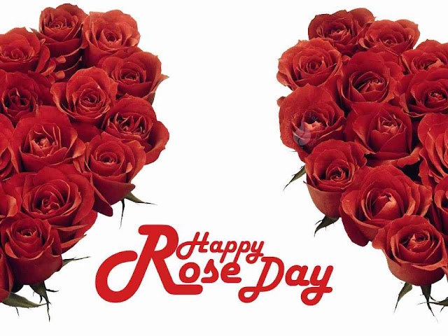 rose day clipart