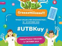 Tryout Online UTBK Gratis 2019 bersama Pahamify
