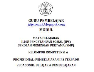 Modul Guru Pembelajar IPS SMP