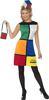 Rubik's Cube Dress for Women
