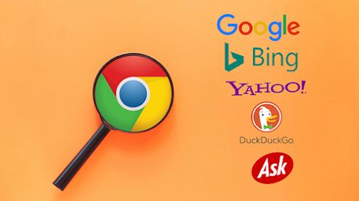 كيفية تغييرمحرك البحث الافتراضي في جوجل كروم