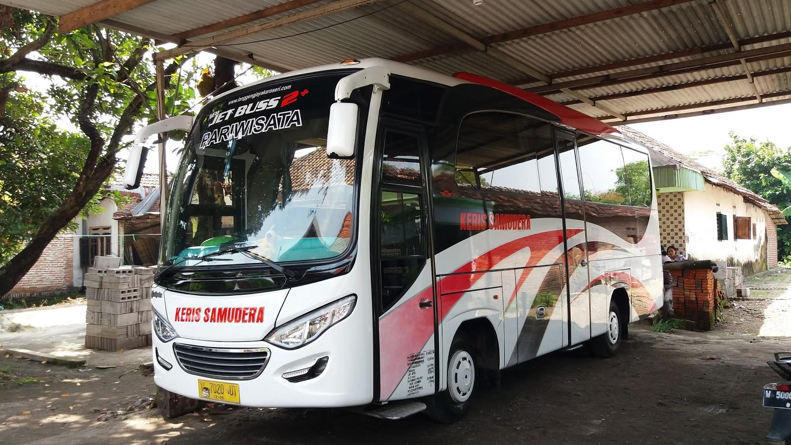 Rental Bus Medium Seat 31