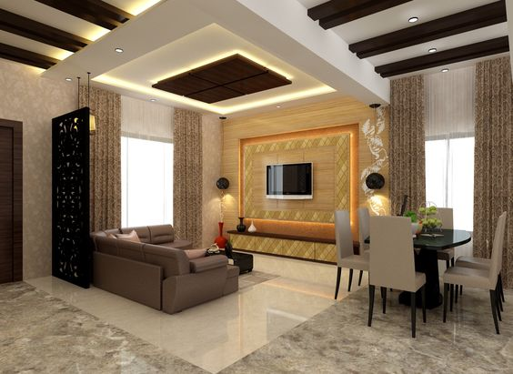 40 Modern Living Room Design Makeover Ideas 2019