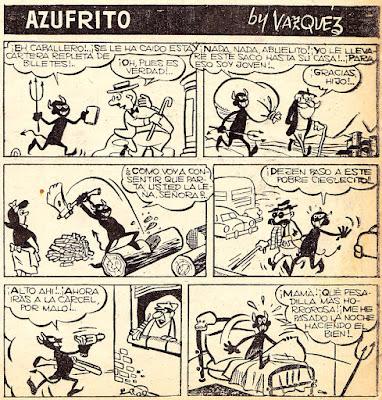 El DDT  contra las penas nº 35 (17 de Enero de 1952)