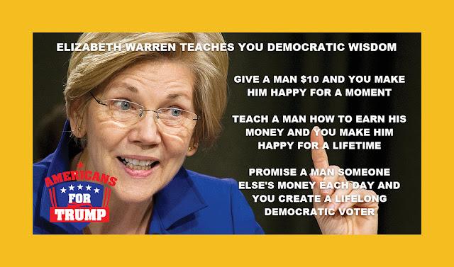 Memes: ELIZABETH WARREN TEACHES YOU DEMOCRATIC WISDOM