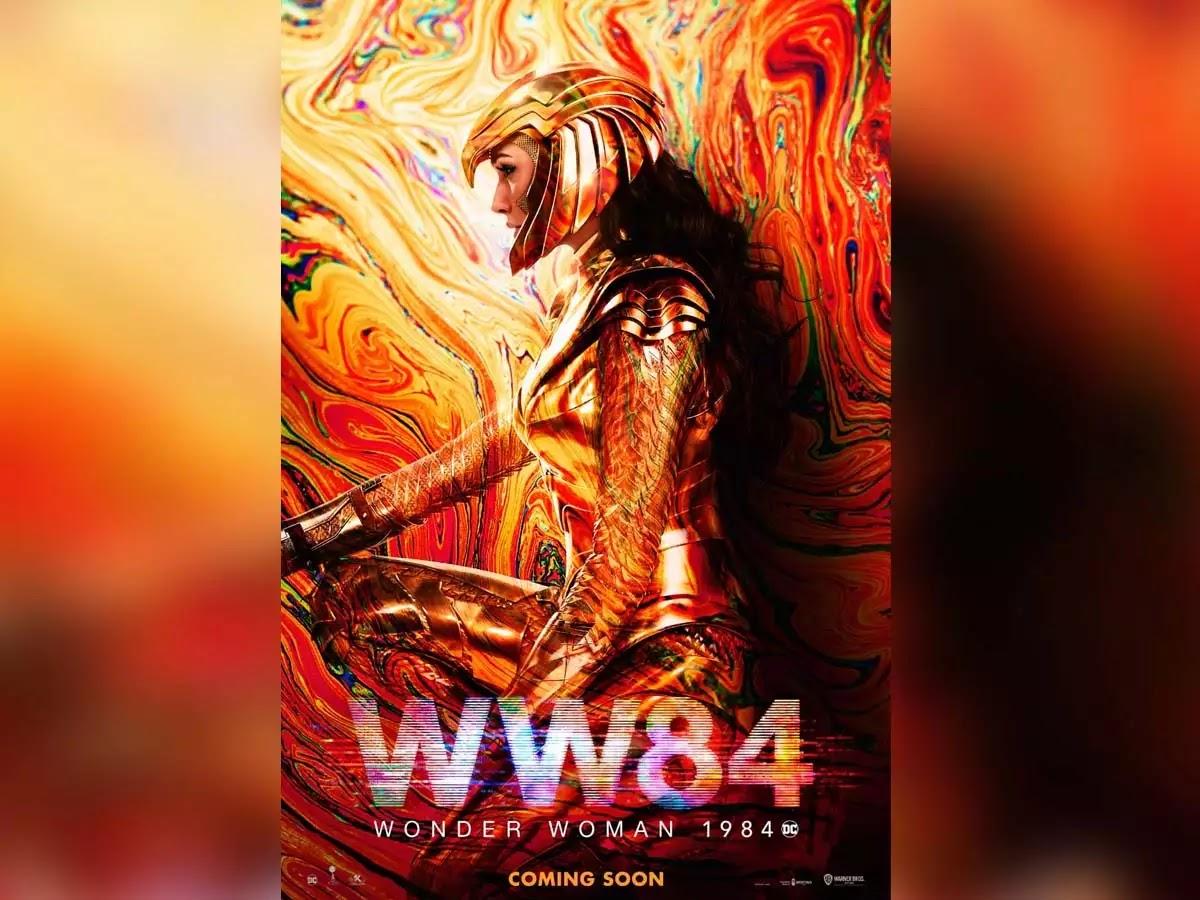Wonder Woman 1984 hollywood news