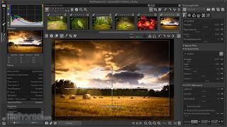 تنزيل برنامج تحسين الصور الشخصية RawTherapee