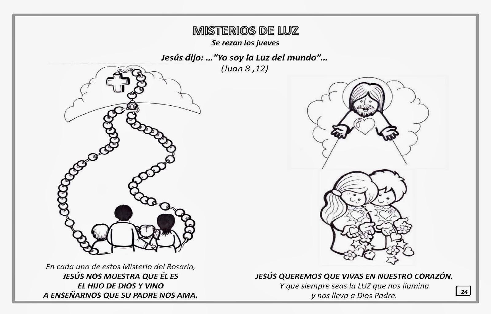Único Verso De Biblia Para Colorear Elaboración - Dibujos Para ...