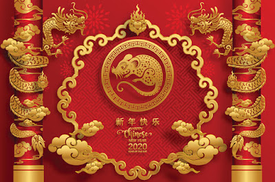 Download Chinese New Year 2020 Wishes Wallpapers
