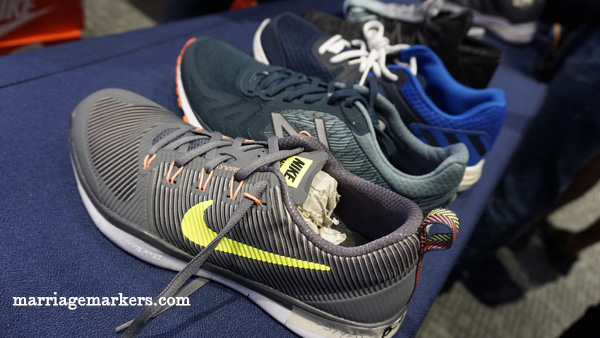 The Sports Warehouse - Nike rubber shoes for men