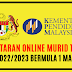 Pendaftaran Online Murid Tahun 1 Sesi 2022/2023 KPM Bermula 1 Mac 2021