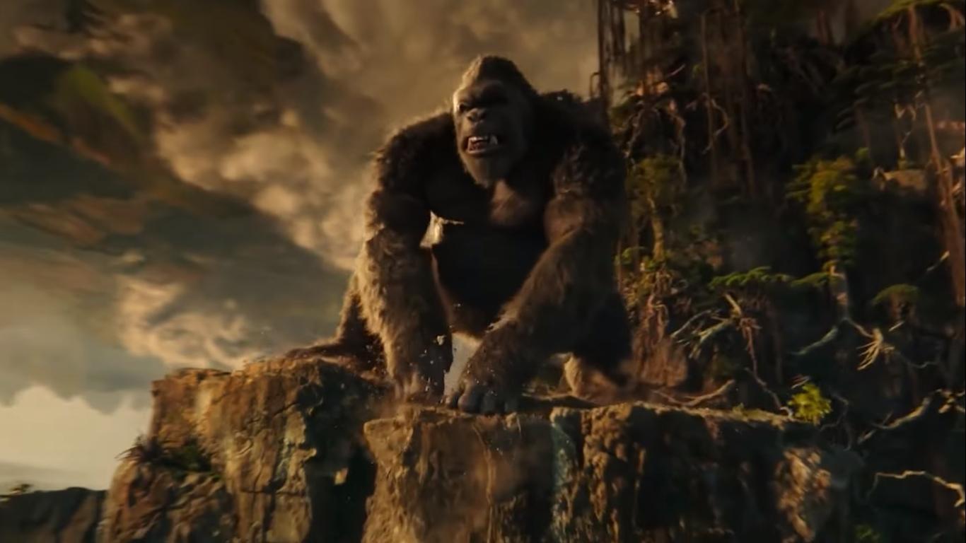 Godzilla vs. Kong Is Heart-Stoppingly Stupid But Sporadically Entertaining