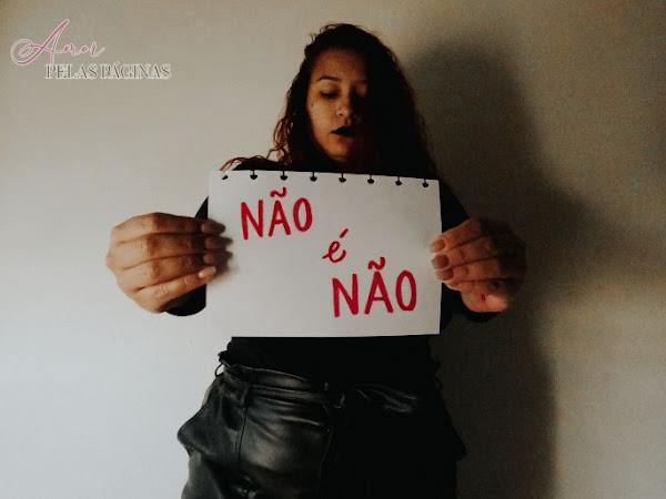 CHEGA DE ASSÉDIO