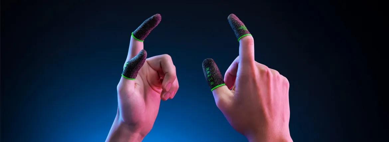 Gamingowe nakładki na palce Razer