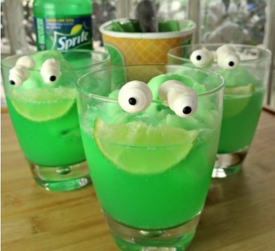 7 Spooky Halloween Party Drinks for Kids