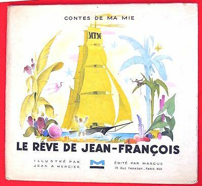 Le rêve de Jean François