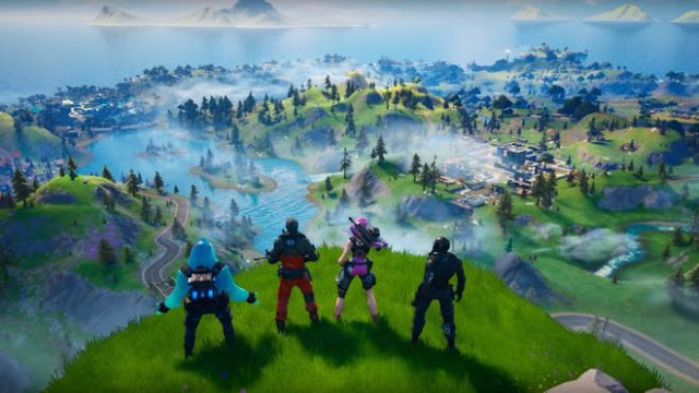 Fortnite Chapter 2 marks the first time the sprays are designed outside the Epic Games design team