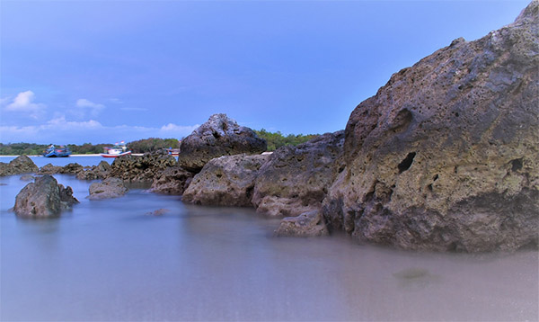 tempat wisata tanjung lesung Banten