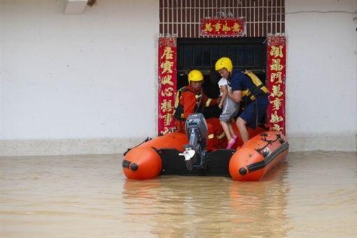 Inundaciones en China afectan a casi 40 millones de personas