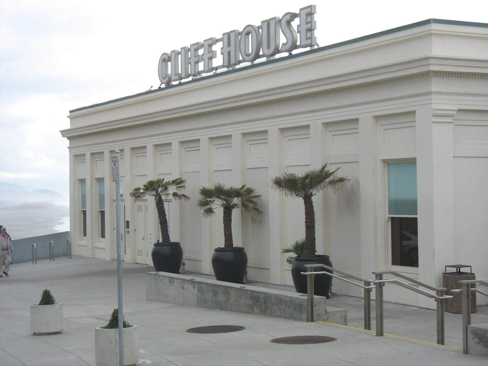 San Francisco, A History.: The Cliff House