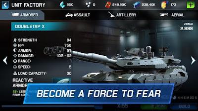 War Planet Online: Global Conquest APK 1.5.0l Versi Terbaru Update 2018