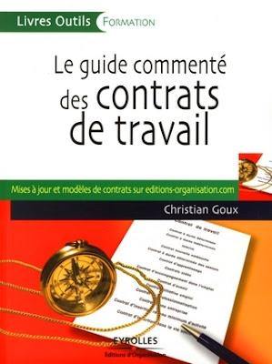 Le guide commenté des contrats de travail PDF