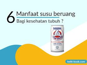 6 Manfaat Luar Biasa Susu Bear Brand Bagi Kesehatan Manusia, Ini Aturan Minumnya !