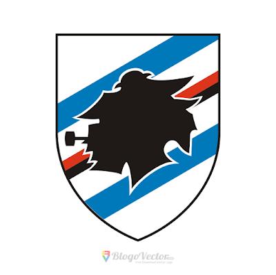 U.C. Sampdoria Logo Vector