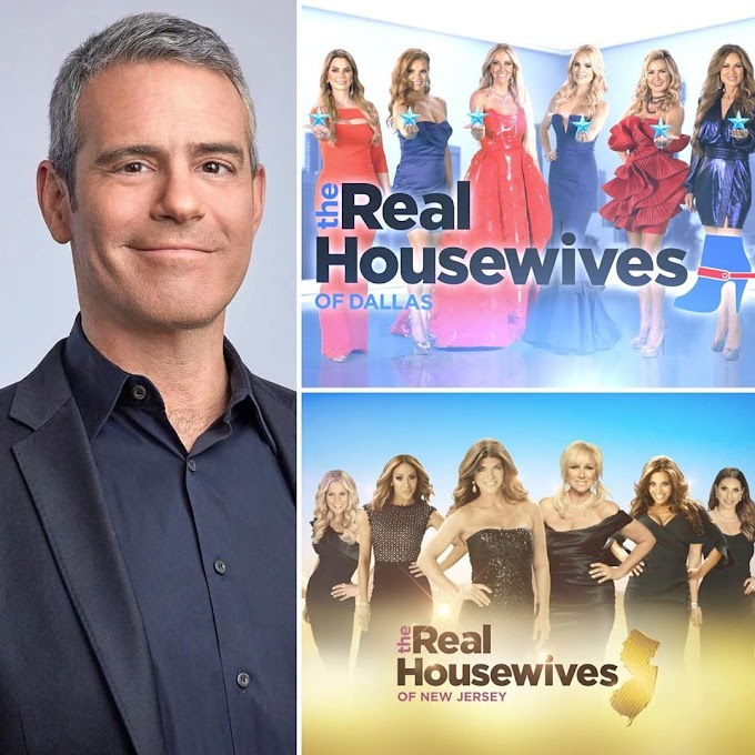 Andy Cohen Dishes On 'Surprising' And 'Great' Upcoming New Seasons Of RHOD And RHONJ!