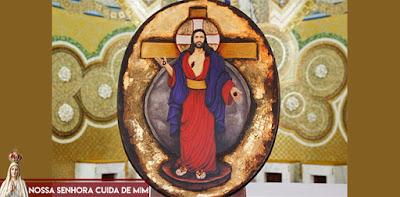 imagem da Santa Chegas de Jesus