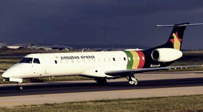 Pesawat termahal milik presiden Zimbabwe