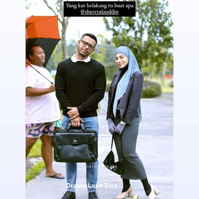 love elsa drama malaysia