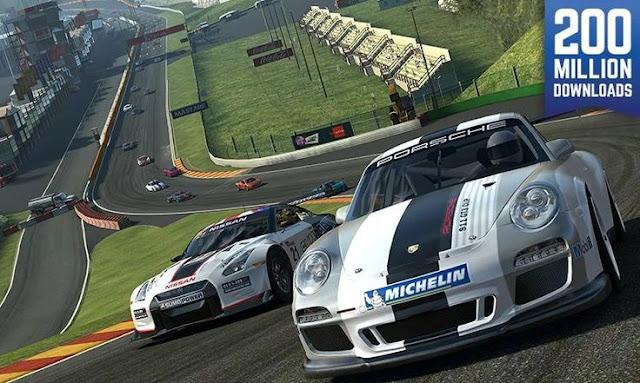 تحميل لعبة real racing 3 للاندرويد باخير إصدار