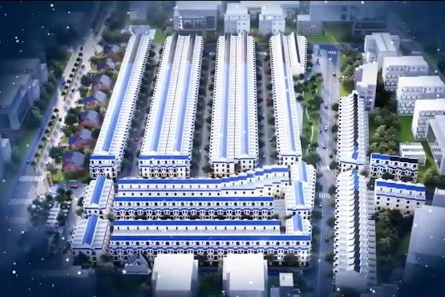 Đất nền Sài Gòn Centre Gate