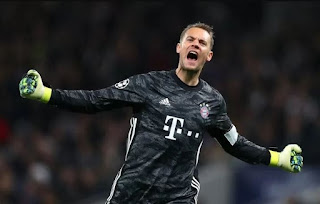 Bayern stalled in the negotiation with Neuer of his new contract