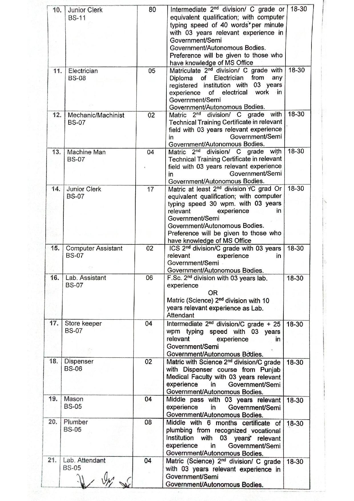 BZU Jobs Advertisement 2021 Online Application Form | Merenukkri.com