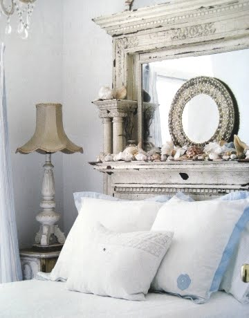 Beach Cottage Style Decorating Via Cottage Style Magazine