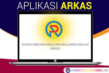 Download ARKAS Versi 3.00 Dana BOS Tahun Anggaran 2021