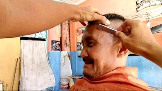 Cara cukur rambut paling mudah