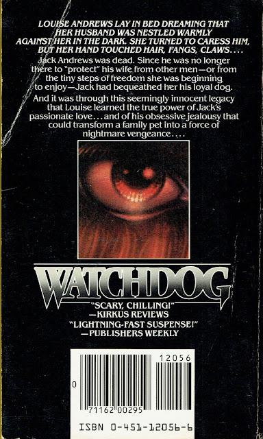Watchdog by Faith Sullivan Back Cover